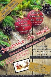 Journée de Noël à Banyuls Dels Aspres