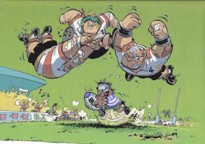 Rugby BDA XV - US MONTREDON-MOUSSAN