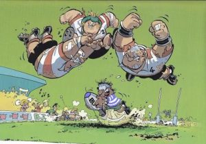Rugby BDA XV - RCO du SALAGOU