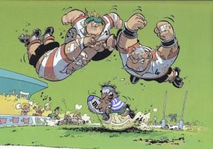 Rugby BDA XV - ES Peyriac Bages