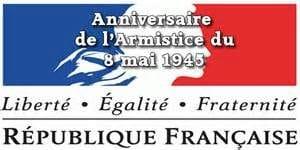 Commémoration du 8 mai 1945 @ Mairie